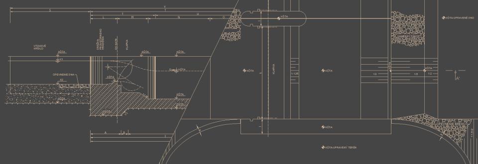 Navrhovanie objektov vodohospodárských stavieb